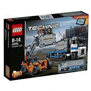 lego trasporta container lego technic 42062