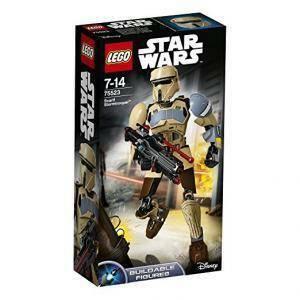 lego lego stormtrooper star wars rogue one scarif