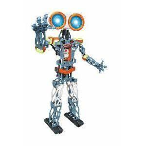 spinmaster spinmaster robot interattivo da costruire meccanoid g15ks