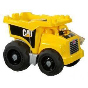 mega bloks mega bloks camion cat maxi