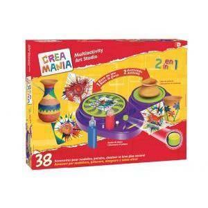 giochi preziosi giochi preziosi creamania crea e colora vasi