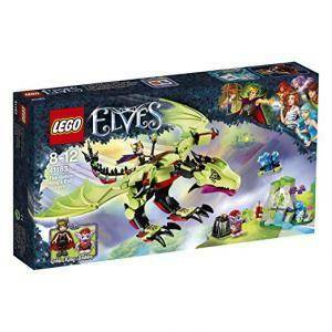 lego il drago malvagio del re gobbo lego elves