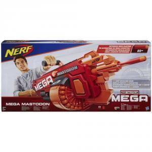 hasbro - mb hasbro - mb nerf mega mastodon blaster