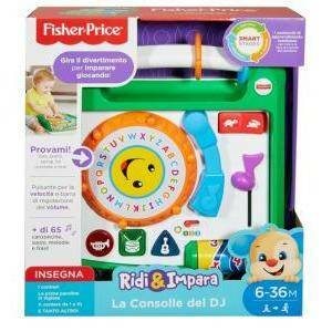 fisher price fisher price la consolle del dj