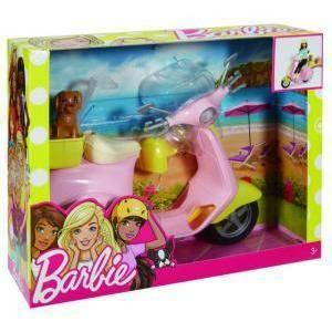 mattel mattel barbie scooter