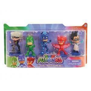 giochi preziosi giochi preziosi pj masks set 5 personaggi