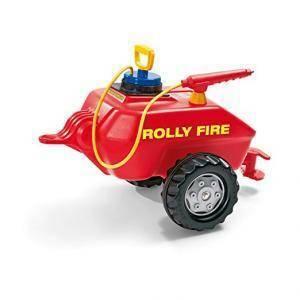 rolly toys rolly toys rimorchio serbatoio pompa