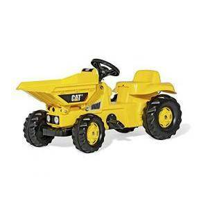 rolly toys rolly toys trattore dumper cat