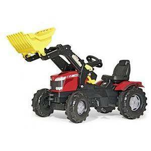 rolly toys rolly toys trattore rolly farmtrac mf 8650