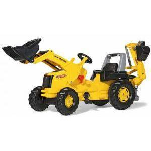 rolly toys rolly toys trattore new holland construction