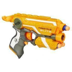 hasbro - mb nerf nstrike elite firestrike blaster
