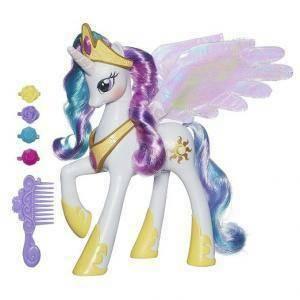 hasbro - mb hasbro - mb principessa celestia my little pony