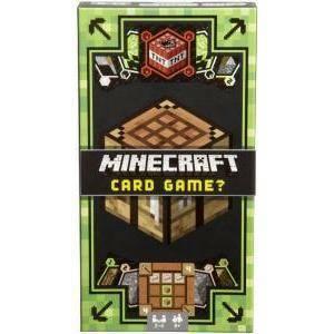 mattel mattel minecraft gioco di carte