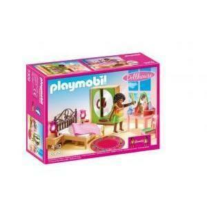 playmobil playmobil camera da letto
