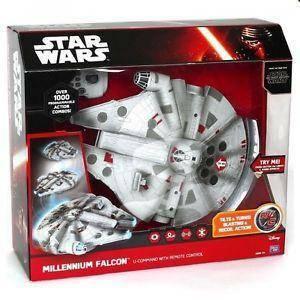 giochi preziosi millenium falcon radiocomando star wars