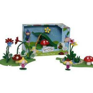 giochi preziosi ben & holly playset