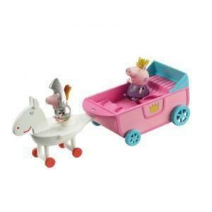 giochi preziosi giochi preziosi peppa princess carrozza reale