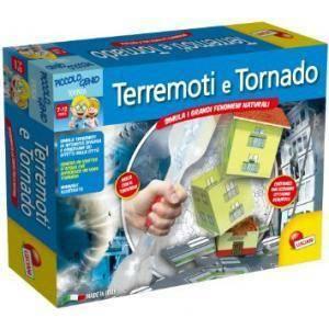 lisciani giochi tornado e terremoti