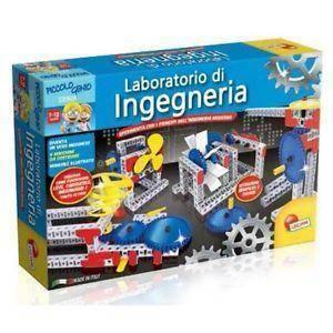 lisciani giochi laboratorio di ingegneria