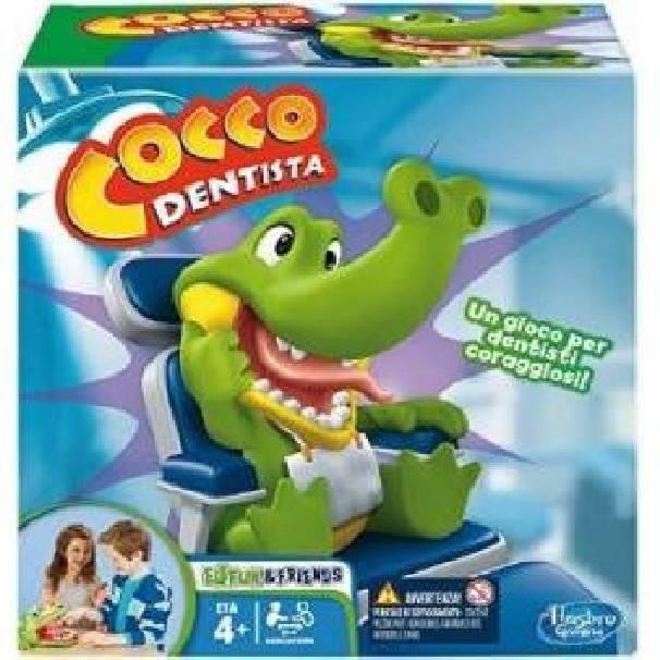 hasbro - mb hasbro - mb cocco dentista