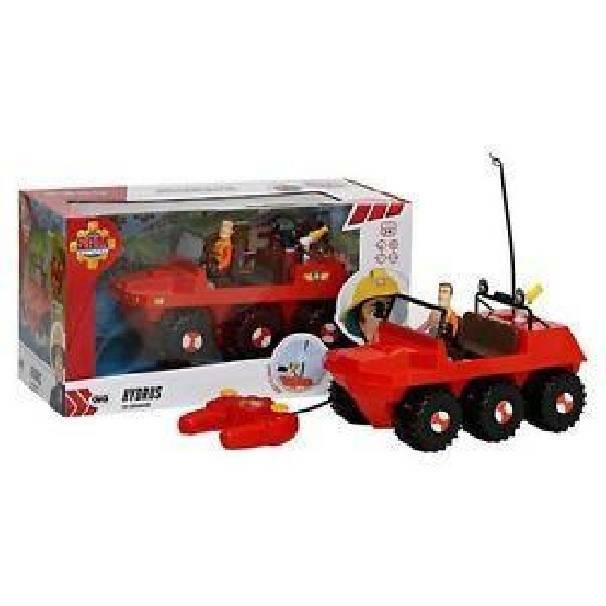 giochi preziosi giochi preziosi veicolo sam il pompiere hydrus radiocomandato