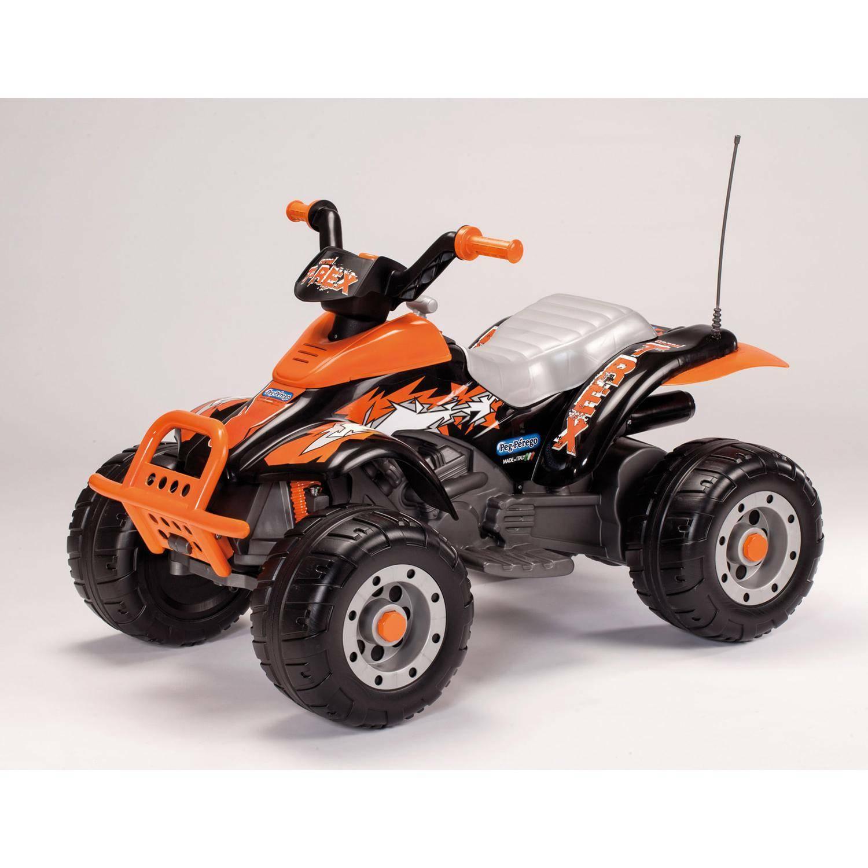 peg perego peg perego quad corral t-rex nero/arancio