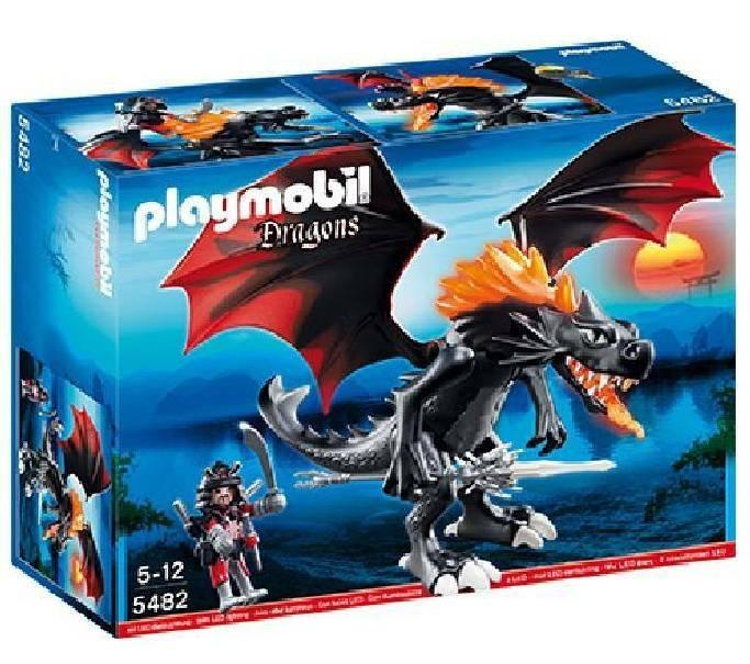 playmobil playmobil drago gigante sputafuoco