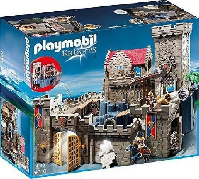 playmobil playmobil castello reale dei cavalieri del leone