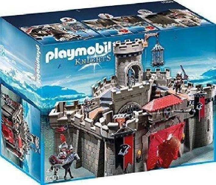 playmobil playmobil castello dei cavalieri del falcone