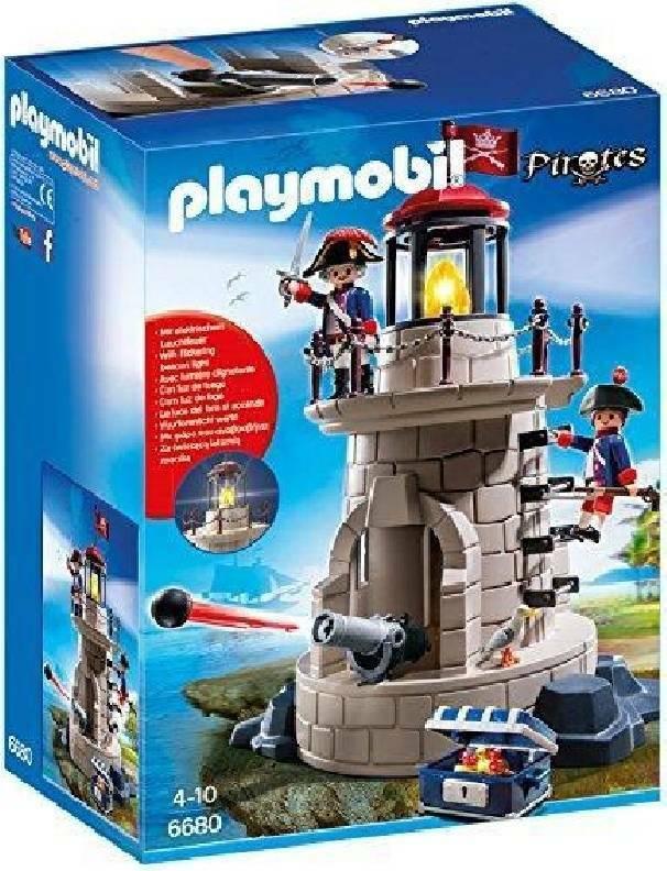 playmobil playmobil 6680 - avamposto della marina reale