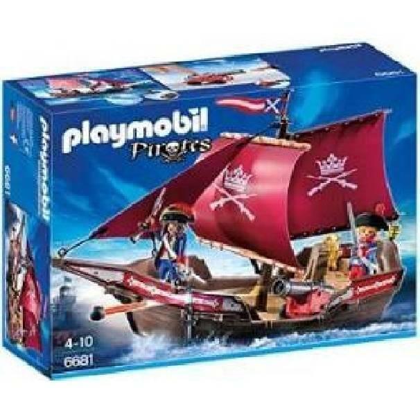 playmobil playmobil fregata della marina reale