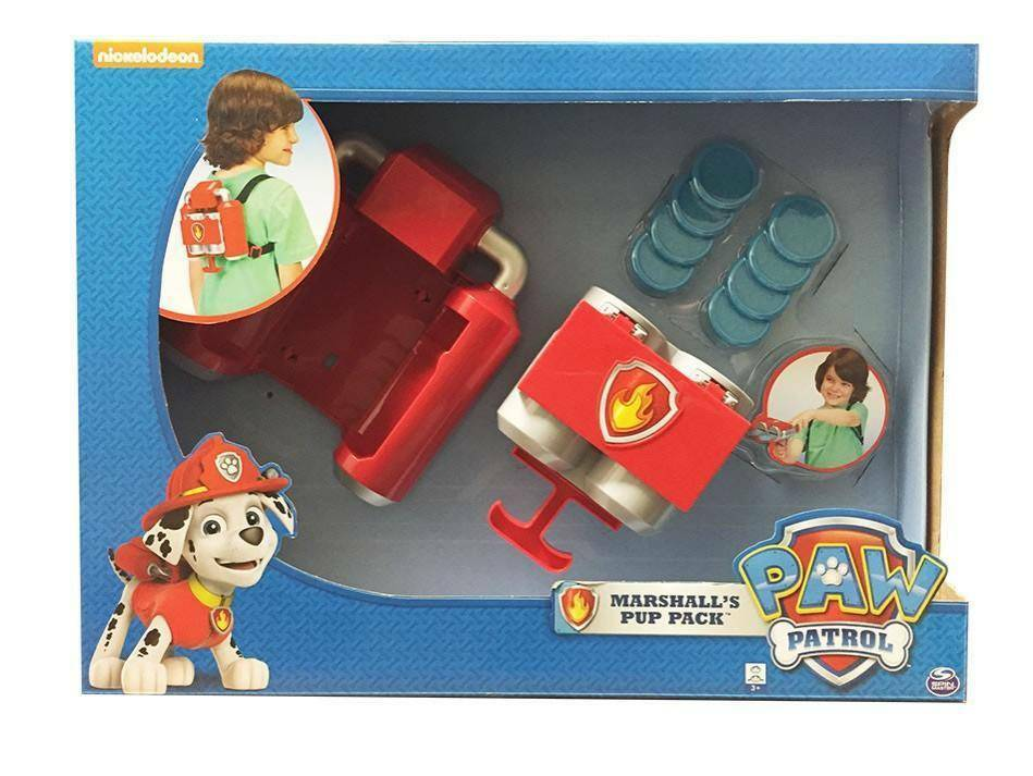 spinmaster spinmaster paw patrol zainetto rescue tool set