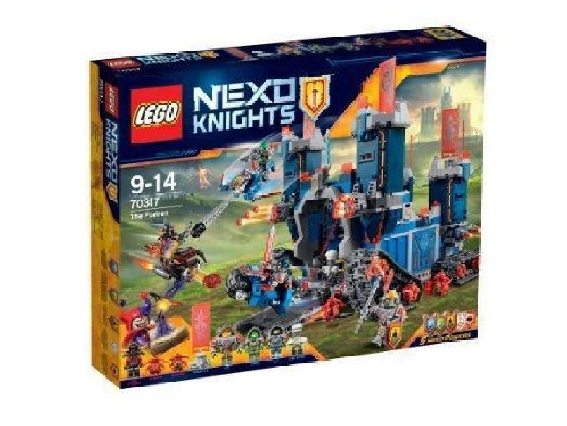 lego fortrex lego 70317 nexo knights