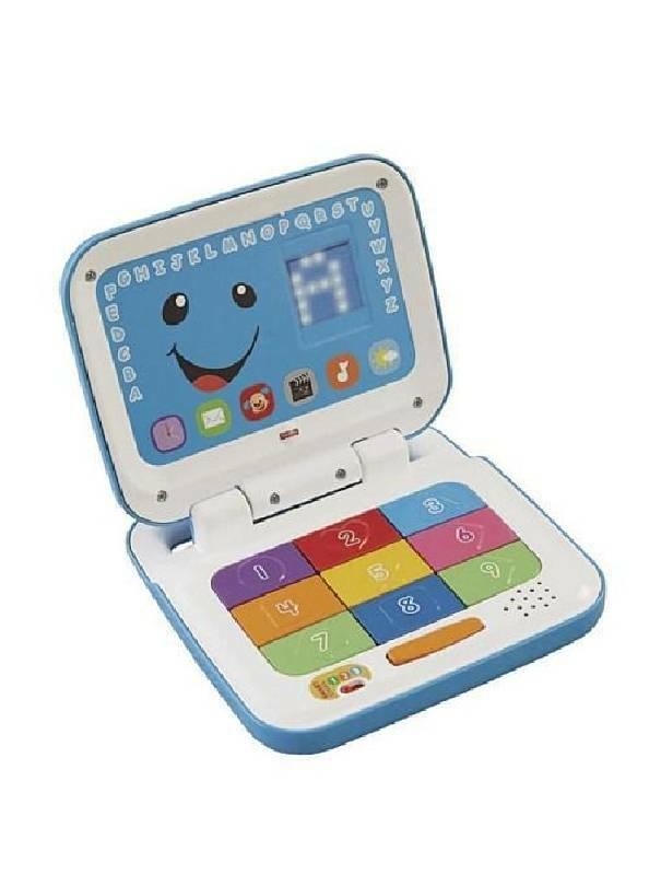 fisher price fisher price il baby computer interattivo