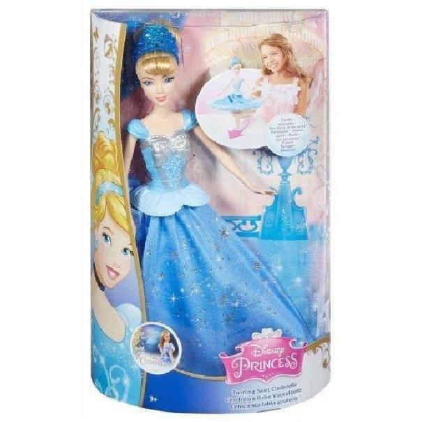 mattel mattel cenerentola principessa volteggiante