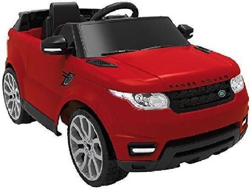 famosa famosa auto range rover elettrica