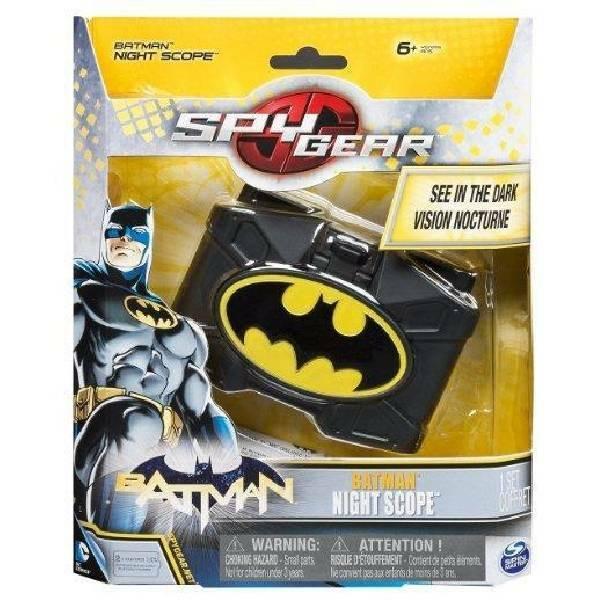 spinmaster spinmaster spy gear  batman visore notturno