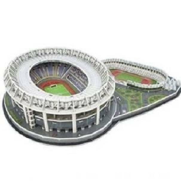 giochi preziosi giochi preziosi stadio olimpico lazio puzzle 3d
