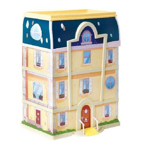 giochi preziosi giochi preziosi calimero playset casa
