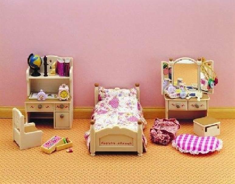 sylvanian families sylvanian families camera delle bambole