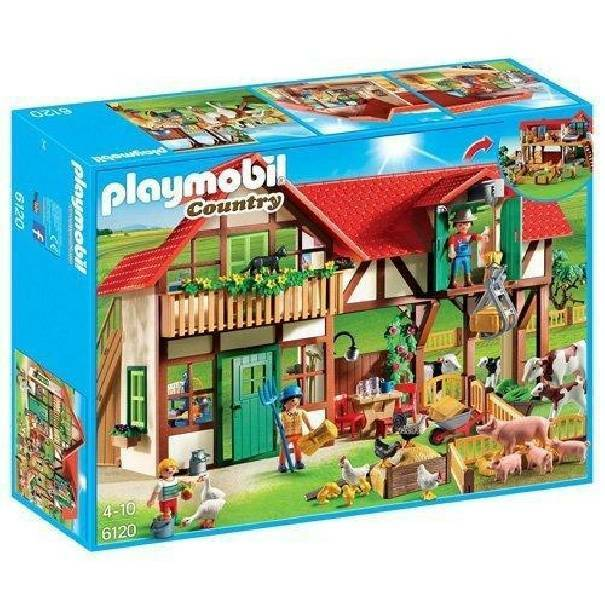 playmobil playmobil nuova fattoria