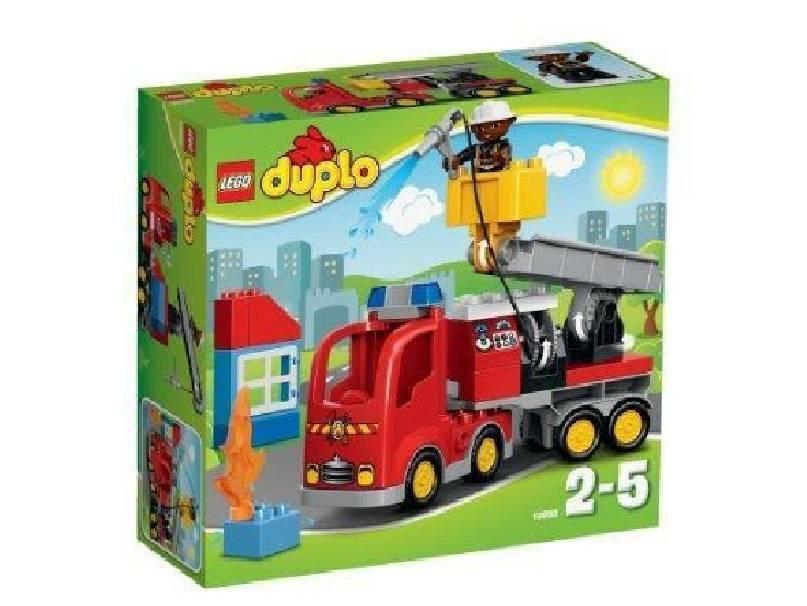 lego lego autopompa dei pompieri