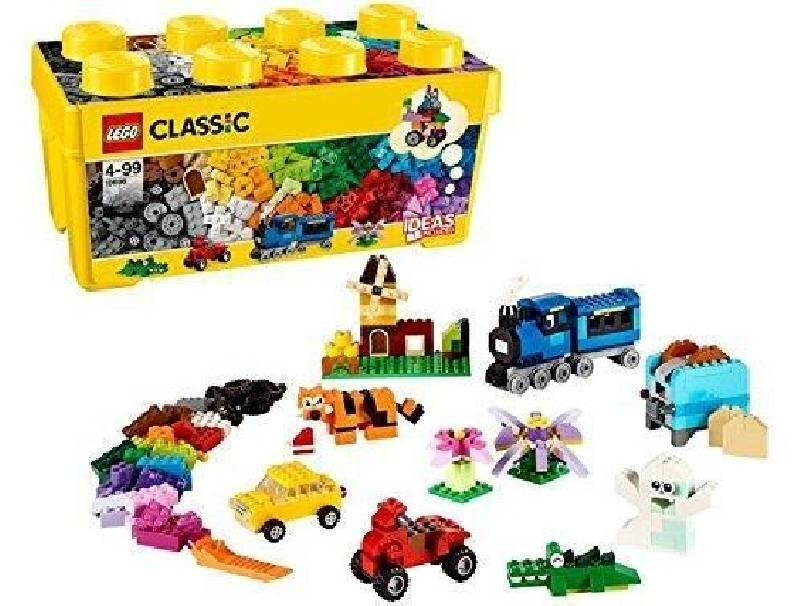 lego mattoncini set lego classic