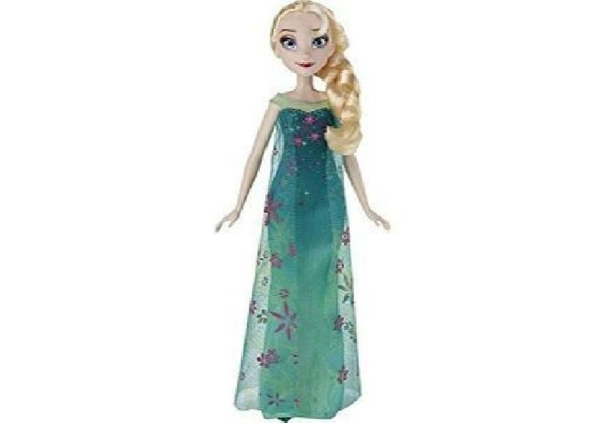 hasbro - mb hasbro - mb frozen fashion doll anna elsa