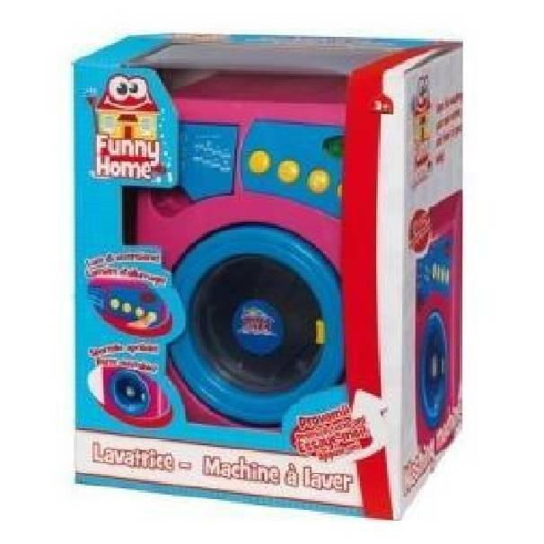 giocheria giocheria lavatrice con luci e suoni