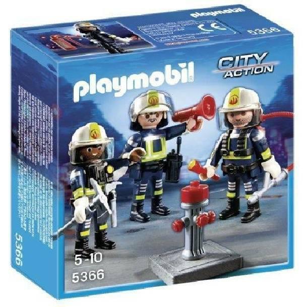 playmobil playmobil squadra speciale antincendio