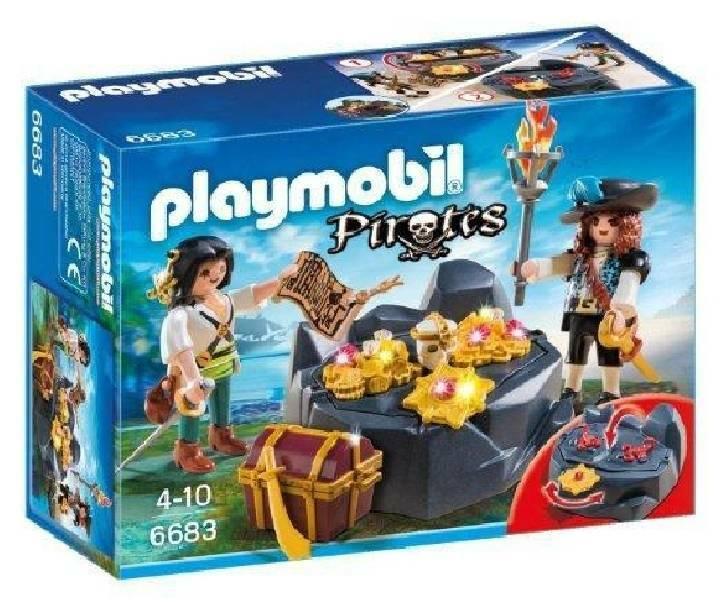 playmobil playmobil nascondiglio del tesoro