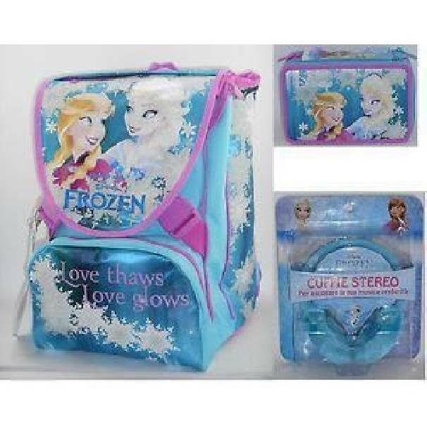 seven seven zaino schoolpack frozen love glows