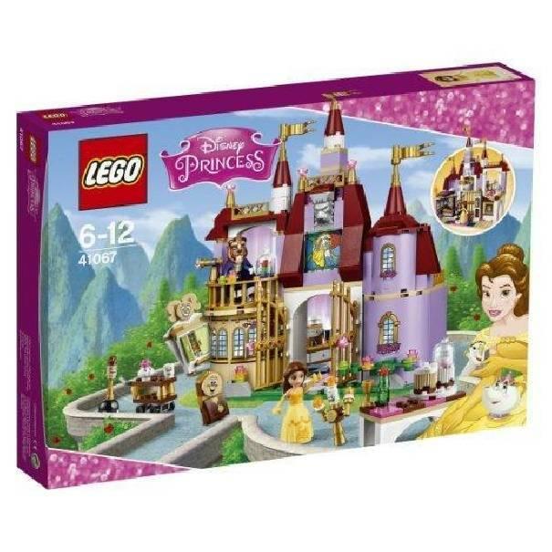 lego lego il castello incantato di belle