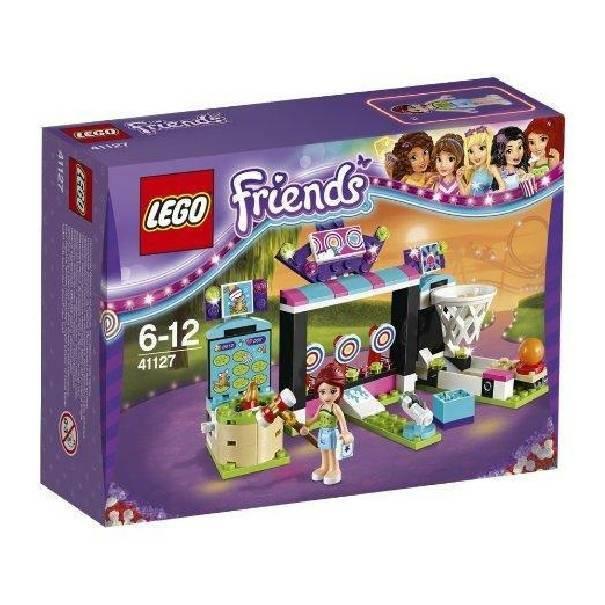 lego lego la sala giochi del parco divertimenti 41127 friends